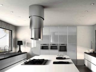 Кухонные вытяжки Faber для просторных помещений