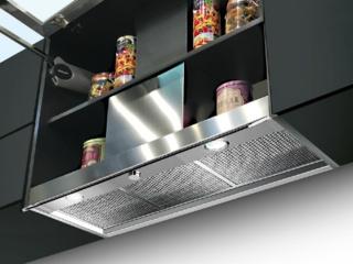 Светодиодная подсветка micro-LED в вытяжках Фабер